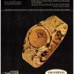 Gold Bracelet advertisement