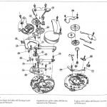 Polerouter Electric Exploded View