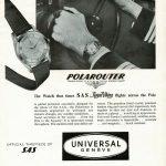 Polarouter vintage advert