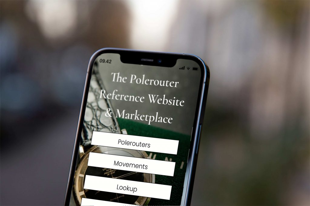 Polerouter Reference App
